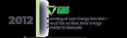 2012 Icon Energy Sdn Bhd